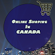 Online Shopping in Canada icon