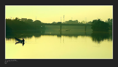 Photo: Sáng bình yên