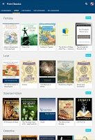 Screenshot of 50000 Free Ebooks - Oodles