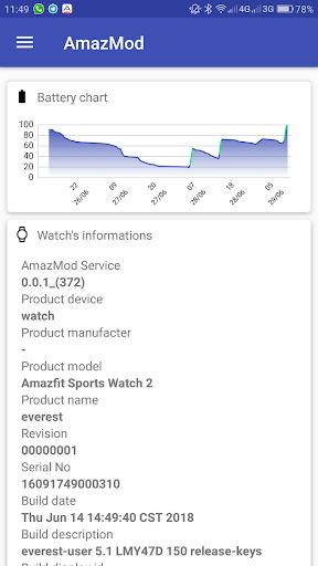 AmazMod 1.2.1 screenshots 1