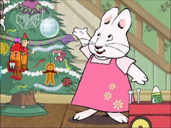 Grandma's Present | Max & Ruby's Christmas Tree |  Max's Snow Plow