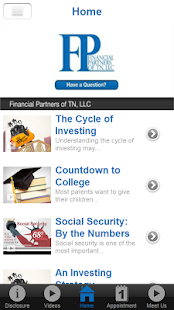 Financial Partners of TN- screenshot thumbnail