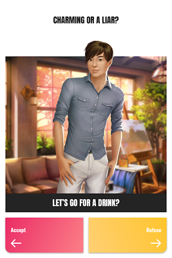 Love & Diaries : Michael - Romance Fashion story 3.1.19 screenshots 2