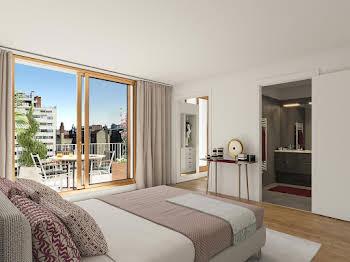 Appartement 3 pièces 77,75 m2
