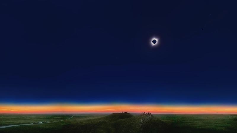 Total eclipse di Patrix