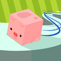 Squishy Cube Run icon