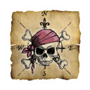 Yarr, Pirate maps
