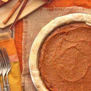 Classic Sweet Potato Pie.