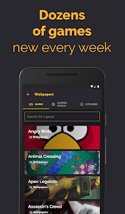 Gamer's Gallery – Gaming Wallpapers 2.6.2 Mod APK Latest Version 3