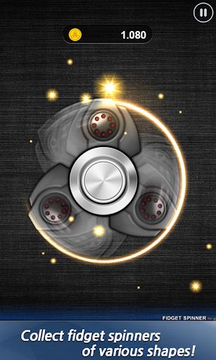 Fidget Spinner King - Stress relief 1.019 screenshots 4