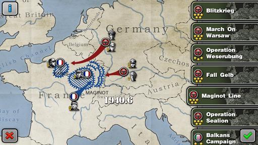 Glory of Generals 1.2.2 screenshots 10