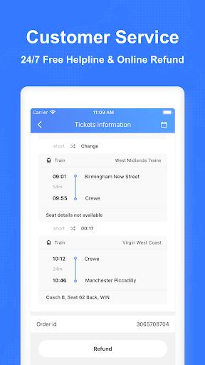TrainPal screenshot 6