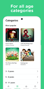 Readmio: Books & Stories for Families Screenshot