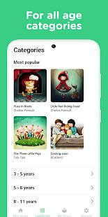 Readmio: книги и рассказы для семей