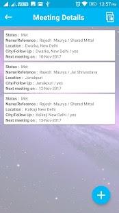 BT AddressBook - náhled