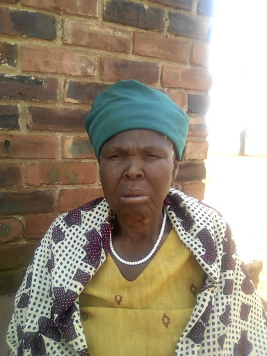 Annie Malapela can't assist her three grandchildren acquire social grants because she does not have their mother's death certificate.