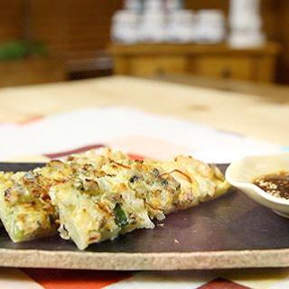 Seafood Pancake Recipe