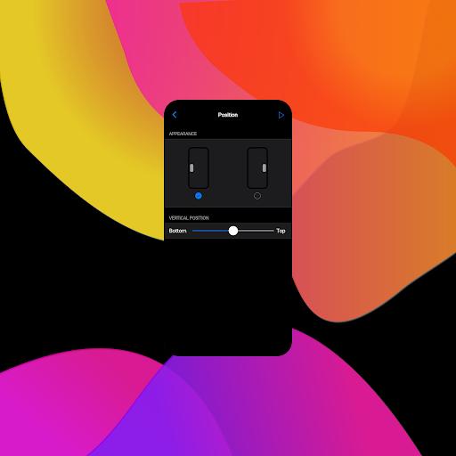 SymbiOSis - Volume Slider App Report on Mobile Action - App