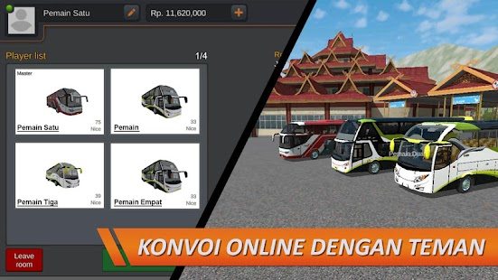 Bus Simulator Indonesia Screenshot