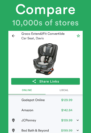ShopSavvy - Barcode Scanner and Price Comparison screenshot