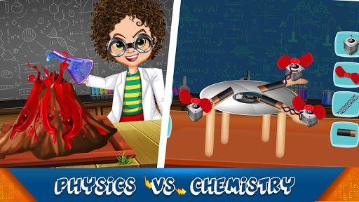 Crazy Lab Scientist Experiment: Ticks & Hacks  screenshots 2