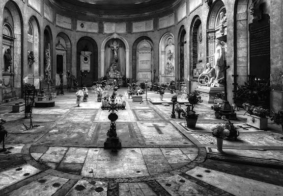 Certosa monumentale di Bologna di CarloBassi