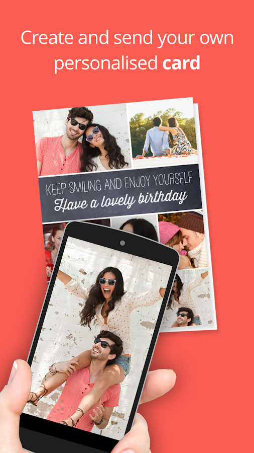 Moonpig Android Apps on Google Play – Moonpig Birthday Card
