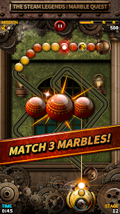 Steam Legend : Marble Quest 1.1.2 Android Mod APK 2