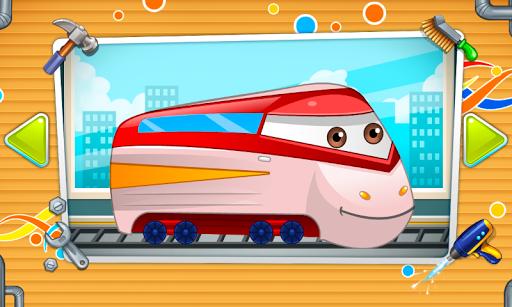 Mechanic : repair of trains.  screenshots 10