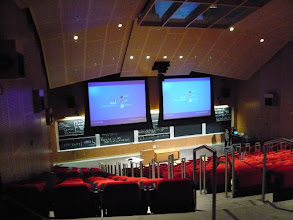 Photo: 32-123 - Kirsch Auditorium in the Stata Center (capacity 318)