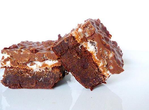 Mom's Marshmallow Fudgkins Cake Recipe
