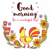 Good Morning Stickers-WAStickers