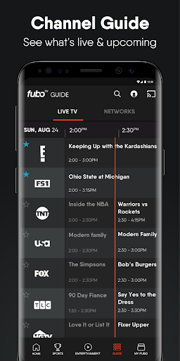 fuboTV screenshot 5