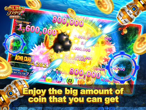 Golden Tiger Slots - Online Casino Game 1.3.0 screenshots 13