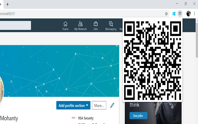 URL to QRCode
