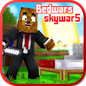 Bedwars & Skywars Map for MCPE icon