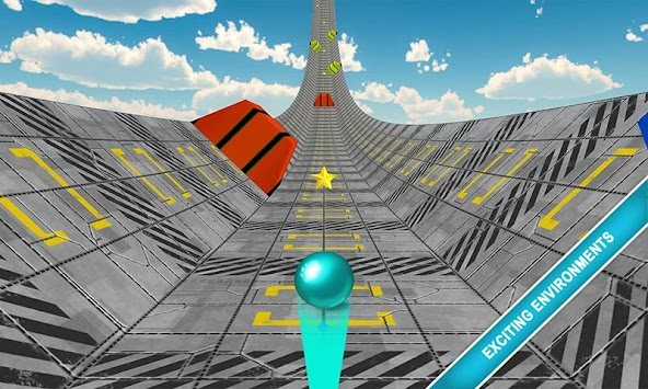Rolly Sky Ball Vortex Game APK Latest Version Download - Free Arcade