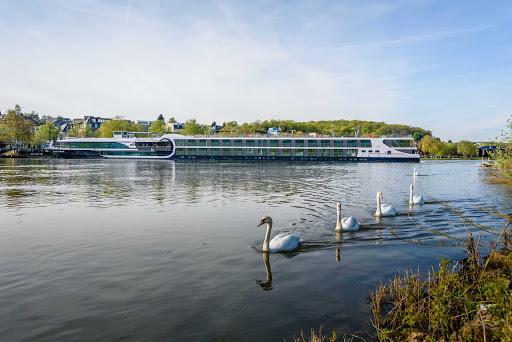 The 128-passenger Avalon Artistry II cruises the Danube, Rhine and Main rivers.