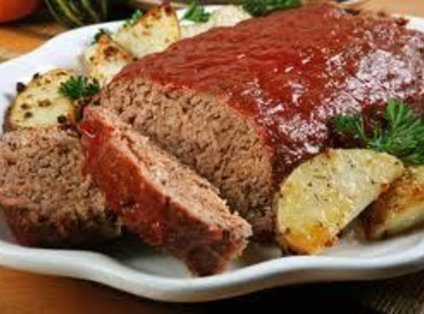 Savory Old Fashioned Meatloaf Recipe