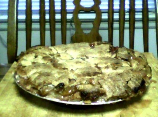 Fig Pie Recipe