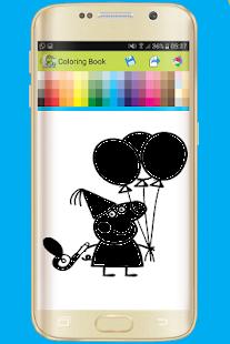 Download Coloring Book For Peppa Pig PC Windows And Mac Apk Screenshot 3