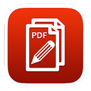 App Icon for PDF converter pro & PDF editor - pdf merge App in United States Play Store