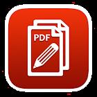 PDF converter pro & PDF editor - pdf merge icon