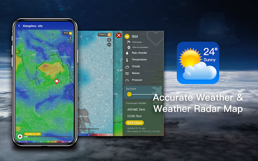Weather - The Most Accurate Weather App 1.1.6 Screenshots 3
