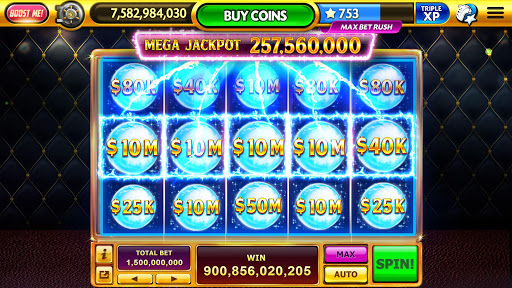 Caesars Slots: Free Slot Machines & Casino Games screenshots 1