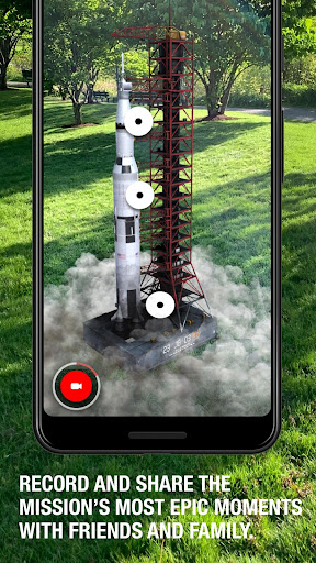 JFK Moonshot: An AR Experience of Apollo 11 mission screenshot 5