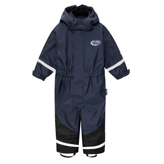 Weather Report Tusi Overall Navy Stl: 80
