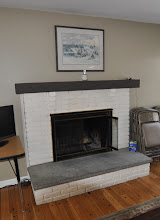 Photo: (Before) Veraldi's Fireplace Morristown, NJ