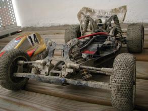 Photo: Auto Vaasan kisan jäljiltä
