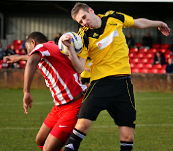 Photo: 22/02/4 v Westfield (Combined Counties League Premier Division) 1-1 - contributed by Andy Gallon